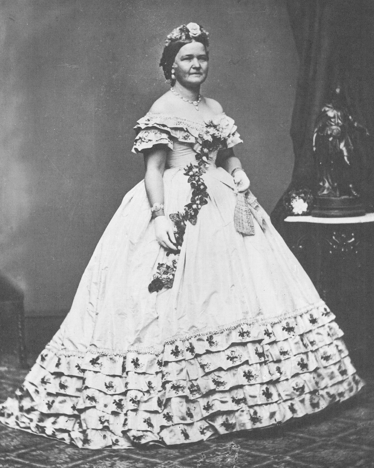 Mary Todd Lincoln Quotes Quotesgram
